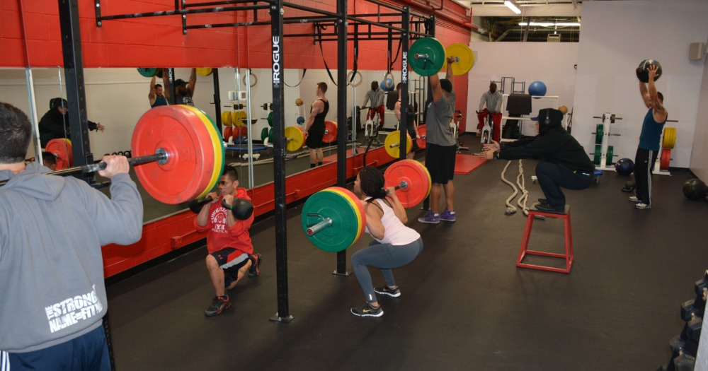 Powerfit Classes Available